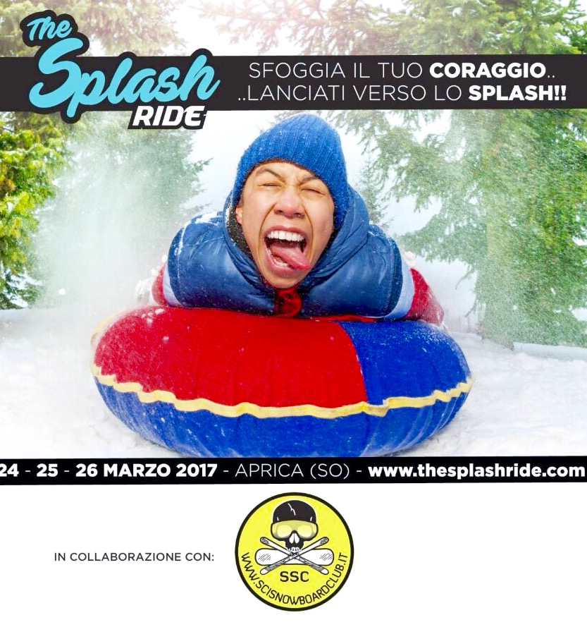The Splash Ride